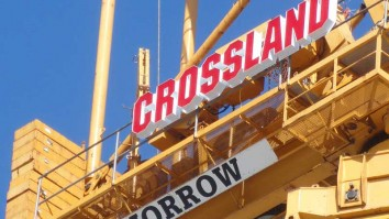 Recent Tower Crane Sign Project